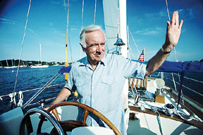 Image result for walter cronkite sailing